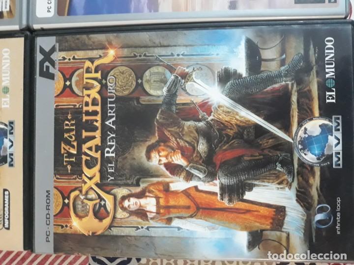 Videojuegos y Consolas: 6 juegos: Civilization II, Myst URU, Runaway, Excalibur y el rey Arturo, Patrician III, Age of Empir - Foto 5 - 197739057