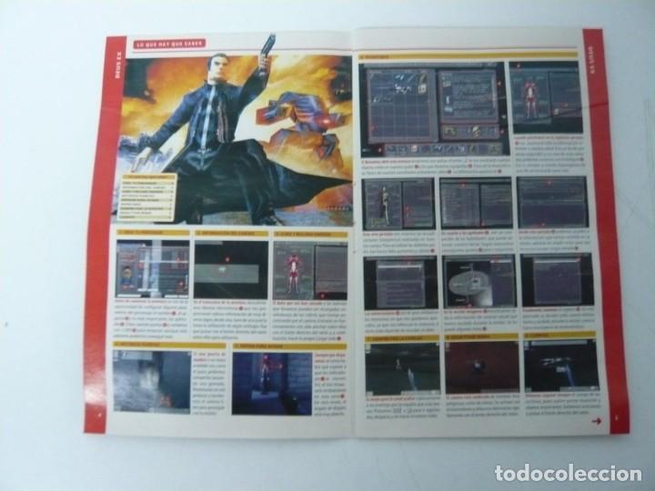 Videojuegos y Consolas: Deus Ex / Caja DVD / IBM PC / Retro Vintage / CD - DVD - Foto 4 - 198292665