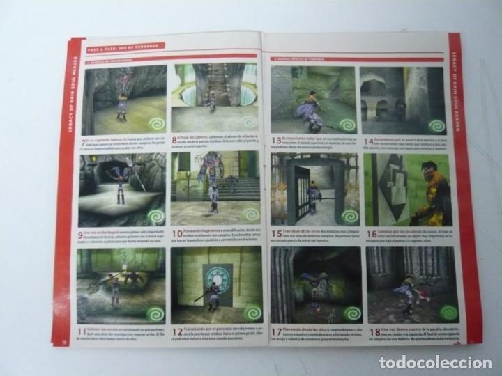 Videojuegos y Consolas: Soul Reaver - Legacy of Kain / Caja DVD / IBM PC / Retro Vintage / CD - DVD - Foto 4 - 198292707