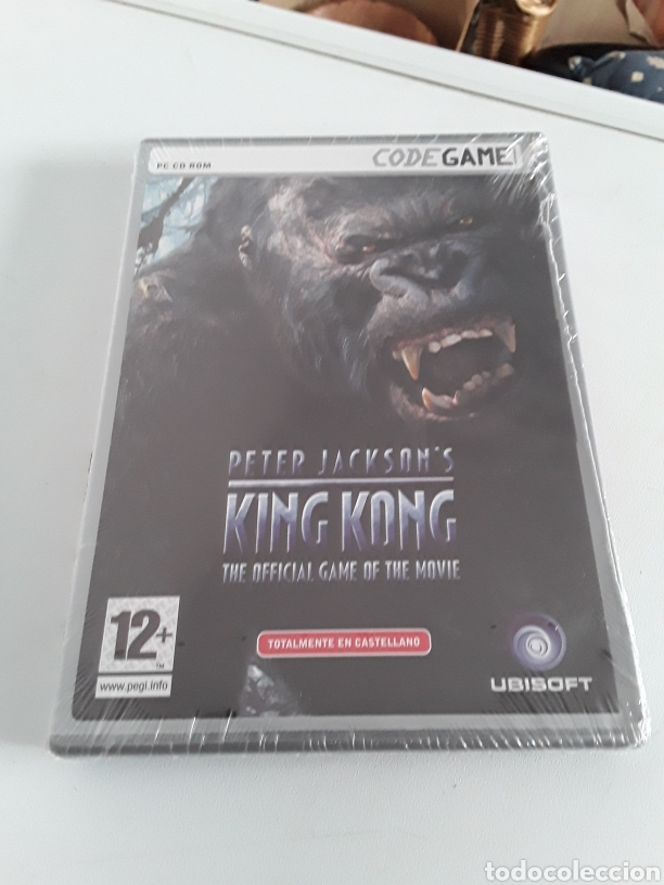 PETER JACKSON'S KING KONG THE OFFICIAL GAME OF THE MOVIE PC (Juguetes - Videojuegos y Consolas - PC)