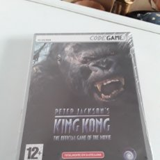 Videojuegos y Consolas: PETER JACKSON'S KING KONG THE OFFICIAL GAME OF THE MOVIE PC. Lote 198408168