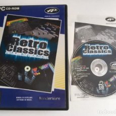 Videojuegos y Consolas: RETRO CLASSICS PC CD ROM KREATEN RENDER WARE. Lote 199220785