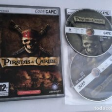 Videojuegos y Consolas: PIRATAS DEL CARIBE PC CD ROM KREATEN. Lote 199220963