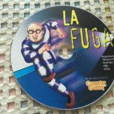 Jeux Vidéo et Consoles: LA FUGA COMPUTER GAMING JUEGO COMPLETO PC CD KREATEN. Lote 276090418