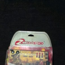 Videojuegos y Consolas: ZBOARD AGE OF EMPIRES III LIMITED EDITION KEYSET - NUEVO. Lote 199649686