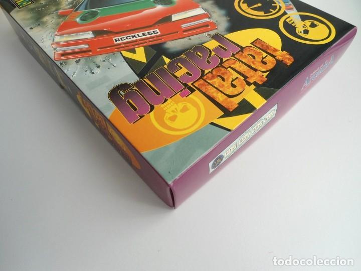 Videojuegos y Consolas: FATAL RACING - JUEGO PC COMPLETO CON PUBLICIDAD - GREMLIN 1995 - EDICION CD-ROM - Foto 5 - 199531161