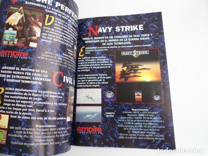 Videojuegos y Consolas: FATAL RACING - JUEGO PC COMPLETO CON PUBLICIDAD - GREMLIN 1995 - EDICION CD-ROM - Foto 16 - 199531161