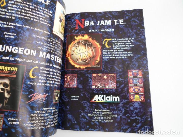 Videojuegos y Consolas: FATAL RACING - JUEGO PC COMPLETO CON PUBLICIDAD - GREMLIN 1995 - EDICION CD-ROM - Foto 17 - 199531161