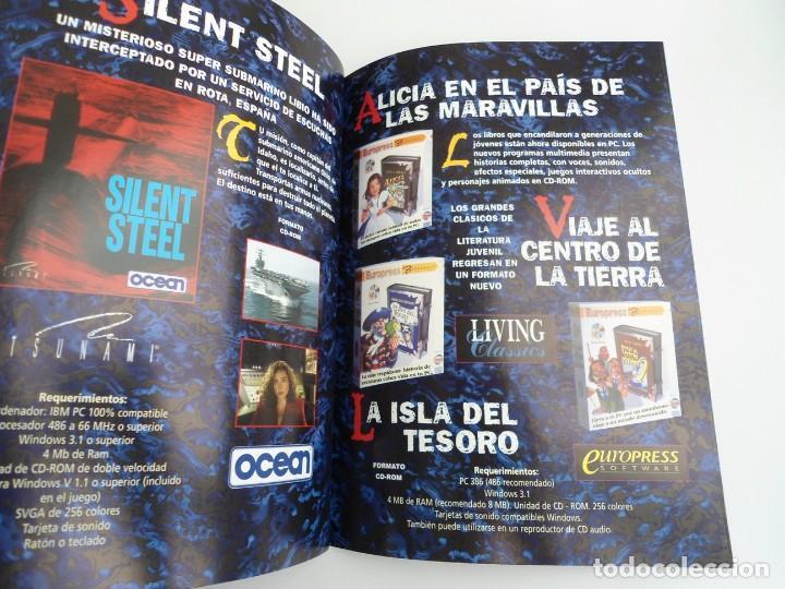 Videojuegos y Consolas: FATAL RACING - JUEGO PC COMPLETO CON PUBLICIDAD - GREMLIN 1995 - EDICION CD-ROM - Foto 19 - 199531161