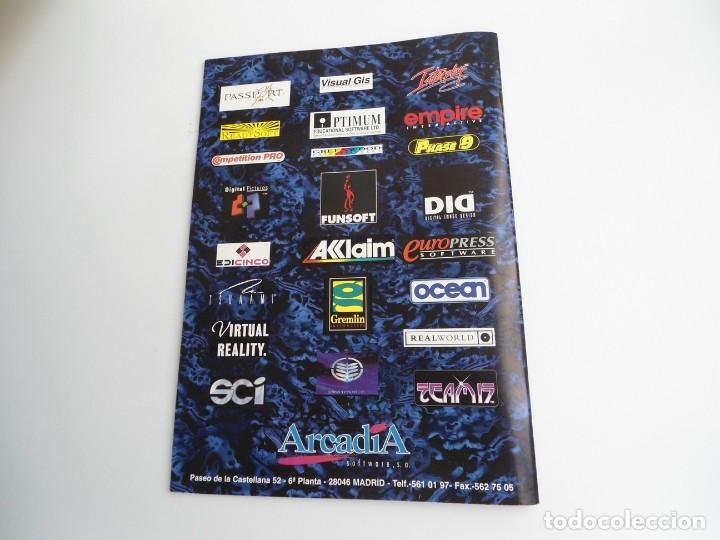 Videojuegos y Consolas: FATAL RACING - JUEGO PC COMPLETO CON PUBLICIDAD - GREMLIN 1995 - EDICION CD-ROM - Foto 20 - 199531161