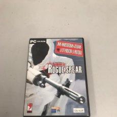 Videojuegos y Consolas: ROGUÉ SPEAR PC. Lote 199773903