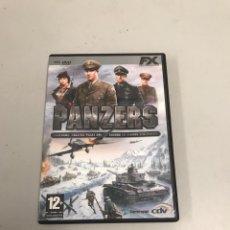 Videojuegos y Consolas: PANZERS PC. Lote 199773997