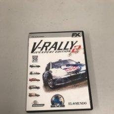 Videojuegos y Consolas: V-RALLY PC. Lote 199774090