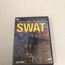 Videojuegos y Consolas: SWAT PC. Lote 199774145