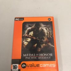 Videojuegos y Consolas: MEDAL OF HONOR PC. Lote 199774236