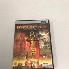 Videojuegos y Consolas: IMPERIVM PC. Lote 199774292