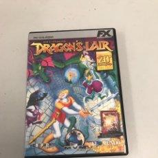 Videojuegos y Consolas: DRAGONS LAIR PC. Lote 199774340