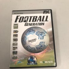 Videojuegos y Consolas: FOOTBALL PC. Lote 199774385