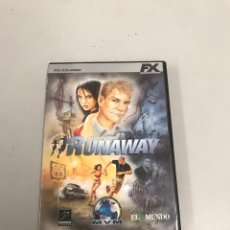 Videojuegos y Consolas: RUNAWAY PC. Lote 199774650