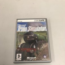 Videojuegos y Consolas: TRAIN SIMULATOR PC. Lote 199774738