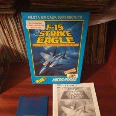 Jeux Vidéo et Consoles: F-15 STRIKE EAGLE / IBM PC. Lote 200175807