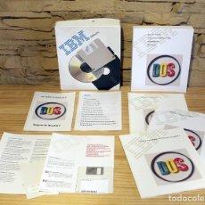 Videojuegos y Consolas: SISTEMA OPERATIVO PC DOS VERSION 6.1 - IBM - MS-DOS - EN SU CAJA ORIGINAL. Lote 200509487