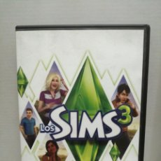 Videojuegos y Consolas: LOS SIMS 3 CON INSTRUCCIONES . Lote 200557632