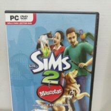 Videojuegos y Consolas: LOS SIMS 2 MASCOTAS CON INSTRUCCIONES . Lote 200557836