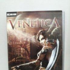 Videojuegos y Consolas: VENETICA CON INSTRUCCIONES . Lote 200559087