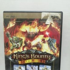 Videojuegos y Consolas: KINGS BOUNTY ANTHOLOGY CON INSTRUCCIONES . Lote 200600566