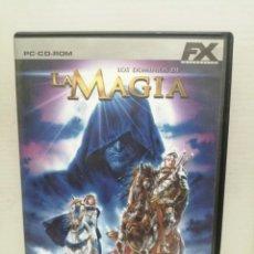 Videojuegos y Consolas: TZAR LOS DOMINIOS DE LA MAGIA CON INSTRUCCIONES . Lote 200600593
