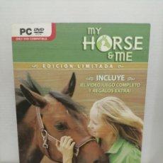 Videojuegos y Consolas: MY HORSE ME CON INSTRUCCIONES . Lote 200600615