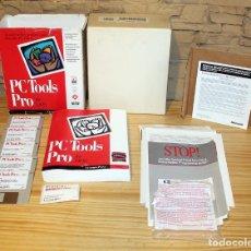 Videojuegos y Consolas: PC TOOLS PRO FOR DOS - CENTRAL POINT - EN SU CAJA ORIGINAL - INFORMATICA RETRO VINTAGE. Lote 231077395