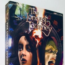Videojuegos y Consolas: THE LONGEST JOURNEY [FUN COM] 2000 [ESPAÑOL] FX INTERACTIVE [PC CD-ROM] WINDOWS 95/98/ME. Lote 201154042