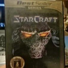 Videojuegos y Consolas: STARCRAFT STAR CRAFT PC CD ROM FX KREATEN. Lote 201286272