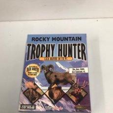 Videojuegos y Consolas: ROCKY MOUNTAIN. Lote 201498418