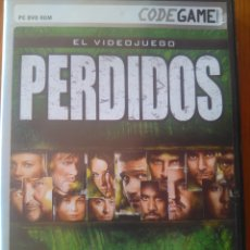 Videojuegos y Consolas: VIDEOJUEGO PC CODE GAME PERDIDOS. SOBREVIVIRÁS A LA ISLA?. Lote 202968061