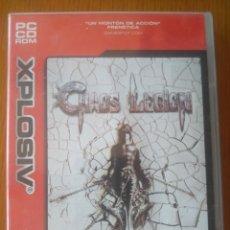 Videojuegos y Consolas: CHAOS LEGION COMPLETO - COMO NUEVO - PC / CD ROM - XPLOSIV. Lote 202970102