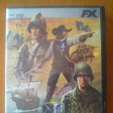 Videojuegos y Consolas: FX/ PC DVD - ESTRATEGIA HISTÓRICA- REVIVE TRES MOMENTOS HISTÓRICOS APASIONANTES- JUEGO DE ESTRATEGIA. Lote 202971621