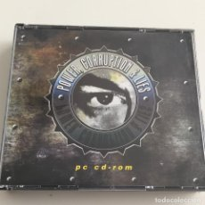Videojuegos y Consolas: POWER,CORRUPTION & LIES - 4 CD-ROM - VIRGIN INTERACTIVE - 1994. Lote 203081582