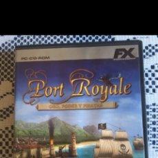 Videojuegos y Consolas: JUEGO PC PORT ROYALE FX INTERACTIVE. Lote 203163346