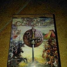 Videojuegos y Consolas: AMERICAN CONQUEST. Lote 203792933