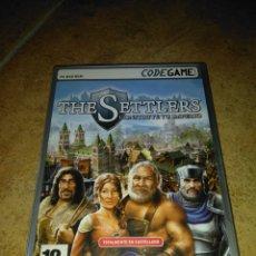 Videojuegos y Consolas: THE SETTLERS. Lote 203793817