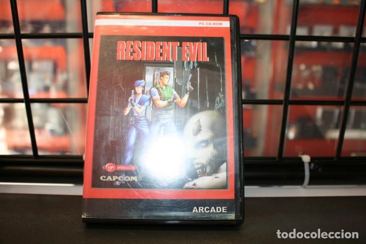 RESIDENT EVIL. PC CD-ROM. CAPCOM. ARCADE (Juguetes - Videojuegos y Consolas - PC)