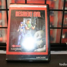 Videojuegos y Consolas: RESIDENT EVIL. PC CD-ROM. CAPCOM. ARCADE. Lote 203969498