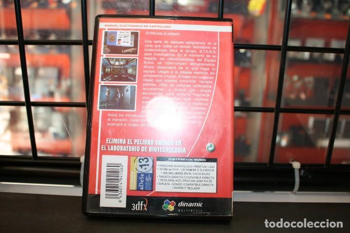 Videojuegos y Consolas: Resident Evil. PC CD-ROM. Capcom. Arcade - Foto 2 - 203969498