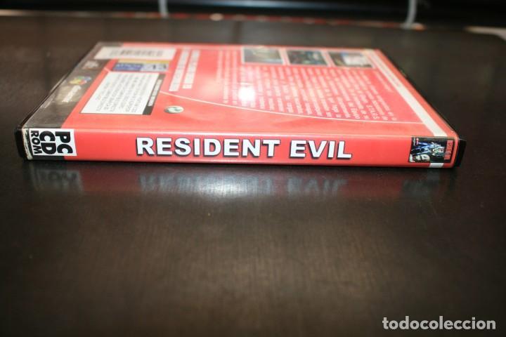 Videojuegos y Consolas: Resident Evil. PC CD-ROM. Capcom. Arcade - Foto 3 - 203969498