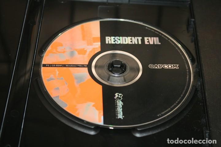Videojuegos y Consolas: Resident Evil. PC CD-ROM. Capcom. Arcade - Foto 6 - 203969498