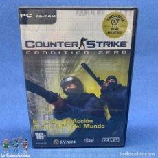 Videojuegos y Consolas: VIDEOJUEGOS - COUNTER STRIKE - CONDITION ZERO - PC DVD ROM. Lote 203973748