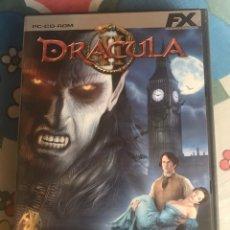 Videojuegos y Consolas: JUEGO PC DRACULA II FX INTERACTIVE. COMPLETO. Lote 204276763